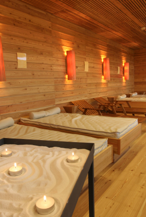 Put Relax Back In Spa Relaxation Rooms