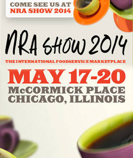 Come see us at the NRA Show May 17th - 20th in Chicago!