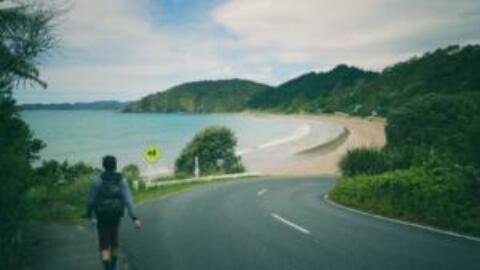 New Zealand: Land of the Long White Cloud