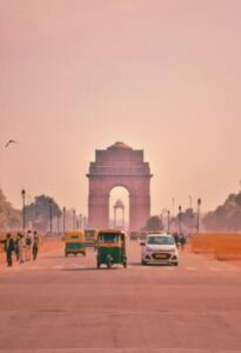 Delhi: Your Adventure Awaits in India