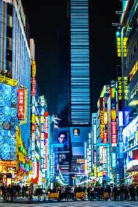 Tokyo: Experience One of the World's Most Populous Cities