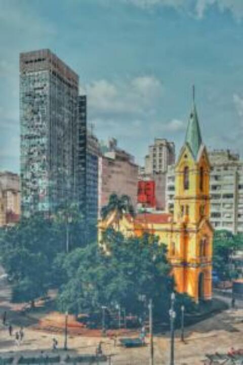 Sao Paulo: Enjoy the Charm of Sampa