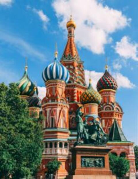 Moscow: Bask in the Third Rome