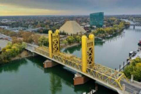 Sacramento: A Beautiful River City